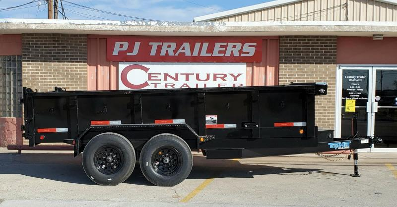 2020 Top Hat Trailers 4R7BD1422LC192221 Dump Trailer