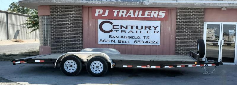 2020 PJ Trailers C522032CSNKV Car / Racing Trailer