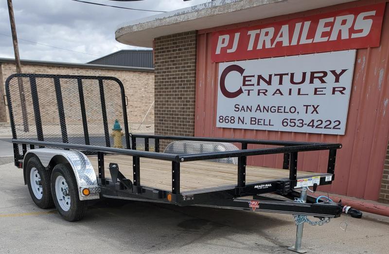 2020 PJ Trailers UL21432CSGKPV Utility Trailer