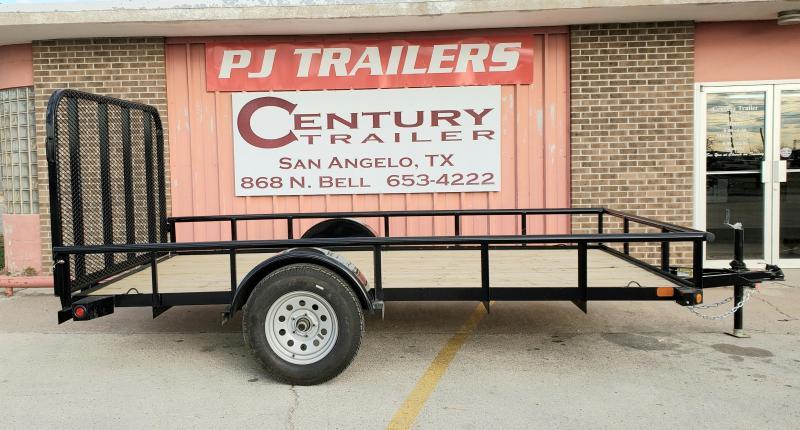 2020 PJ Trailers E721231DSGK Utility Trailer