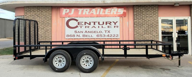 2020 PJ Trailers EK21632CSGK Utility Trailer