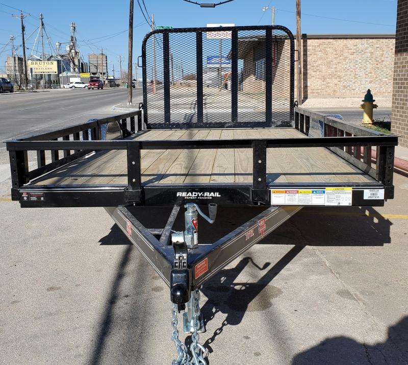 2020 PJ Trailers U721231DSGKAV Utility Trailer