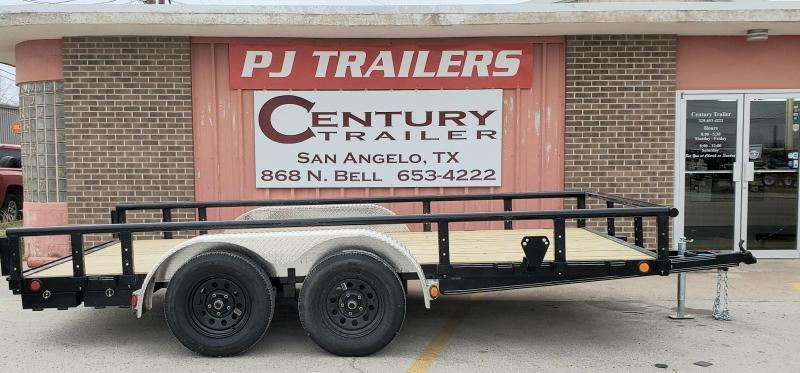 2020 PJ Trailers ul21432csrkjpv Utility Trailer