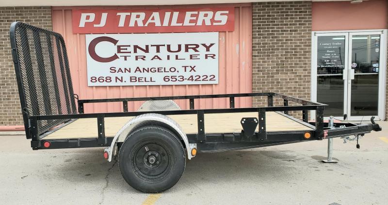 2020 PJ Trailers u221031dsgkv Utility Trailer