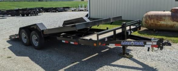 "Load Trail 102"" x 18' Tilt-N-Go Trailer"