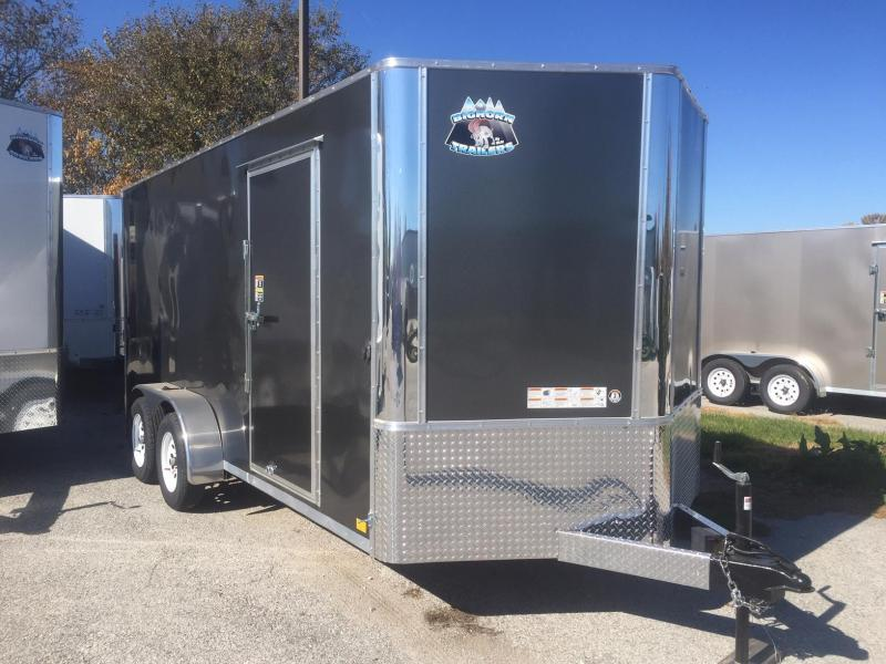 2020 R and M Manufacturing EC 7 16 TA Enclosed Cargo Trailer