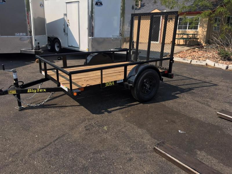 2020 Big Tex Trailers 30SA-08 ATV Trailer-WHEAT RIDGE