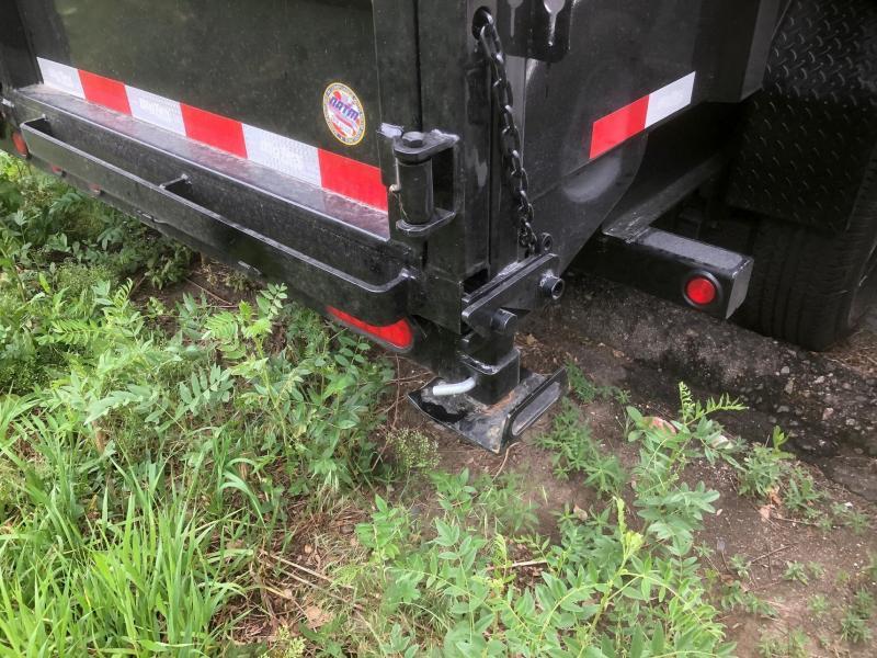 2020 Big Tex 14LP-14 (SCISSOR LIFT) Dump Trailer-WHEAT RIDGE