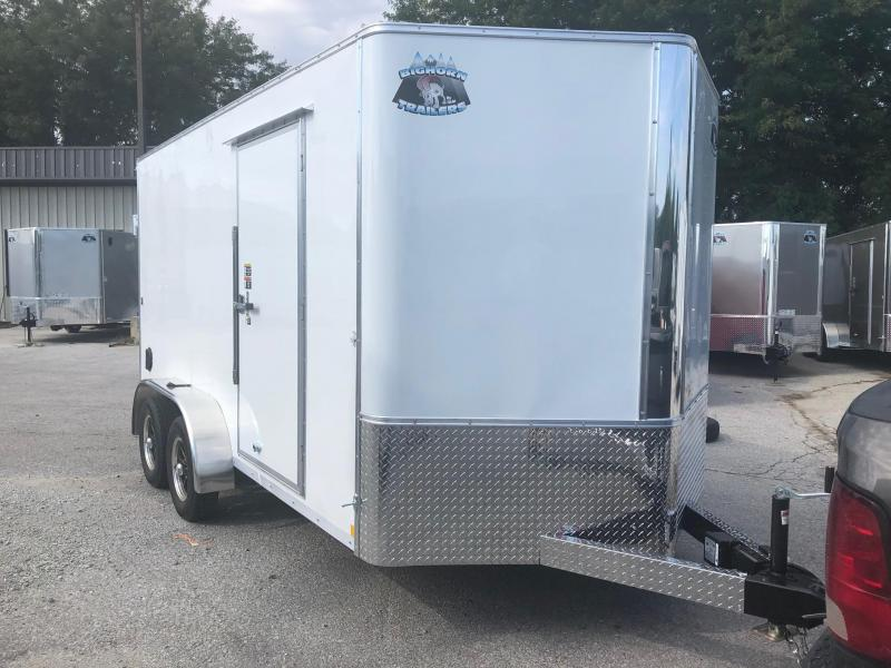 2020 R and M Manufacturing EC 7 14 TAS Enclosed Cargo Trailer