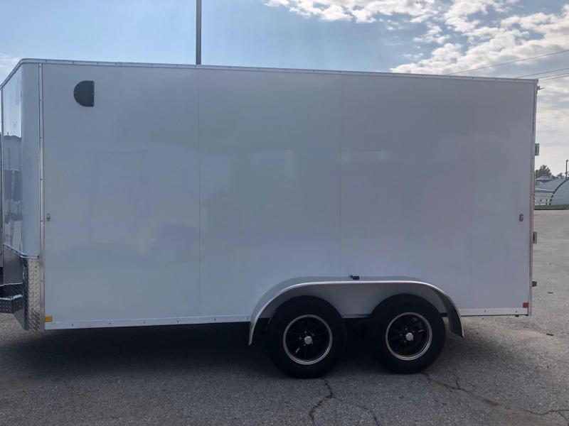 2020 R and M Manufacturing EC 7 14 TAS Enclosed Cargo Trailer