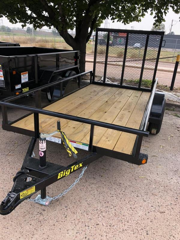 2019 Big Tex Trailers 30SA-10 ATV Trailer-CO SPRINGS