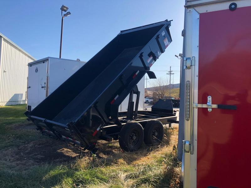 2020 Big Tex Trailers 14LP Dump Trailer