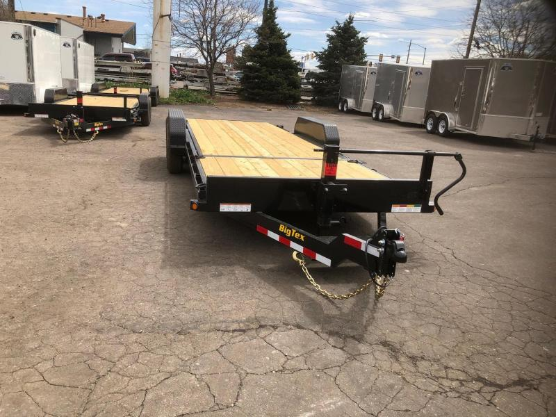 2020 Big Tex 14TL-22 (16+6) Equipment Tilt Trailer