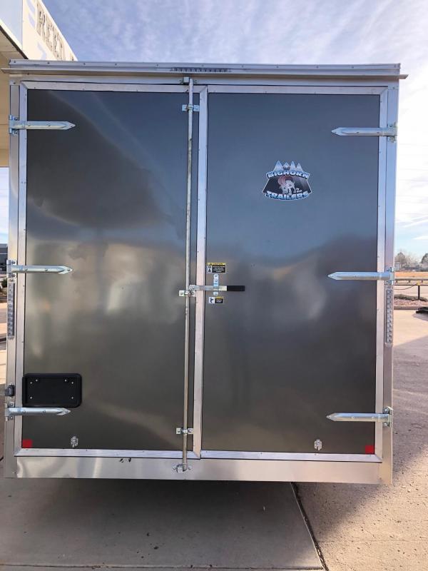 2020 R&M 8.5X20 v-nose (96 tall) Enclosed Cargo Trailer-CO Springs