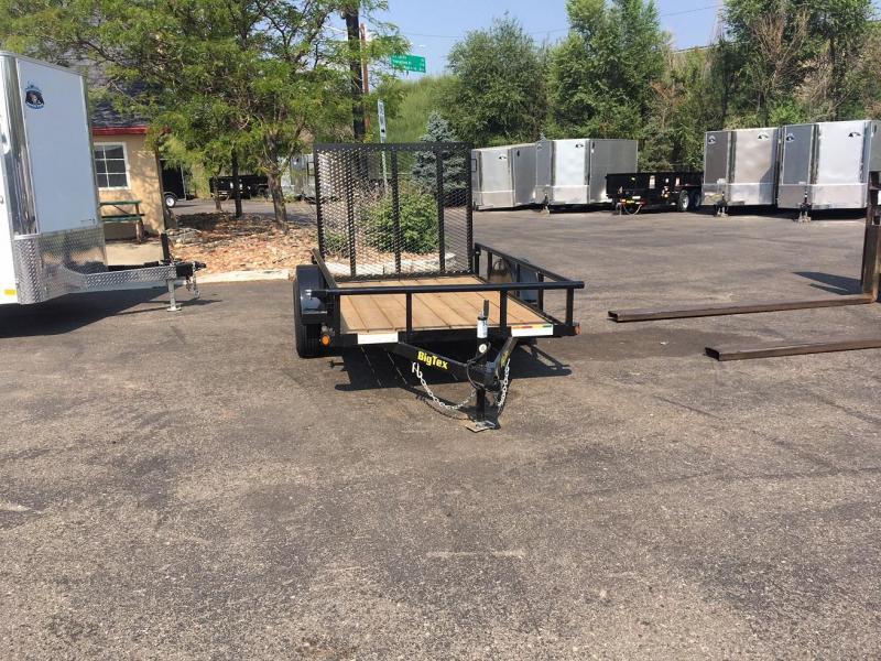2019 Big Tex Trailers 30SA-10 ATV Trailer-Wheat Ridge