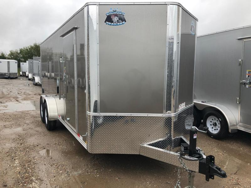 2020 R and M Manufacturing EC 7 18 TA 14K Enclosed Cargo Trailer