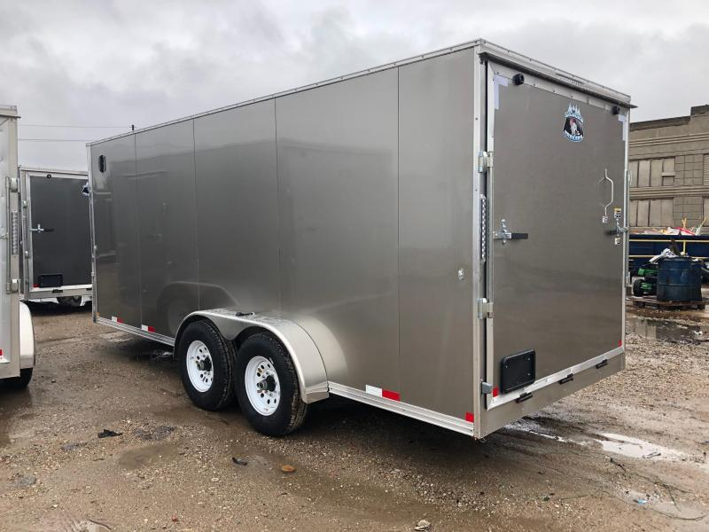2020 R and M Manufacturing EC 7 18 TA 14K Enclosed Cargo Trailer