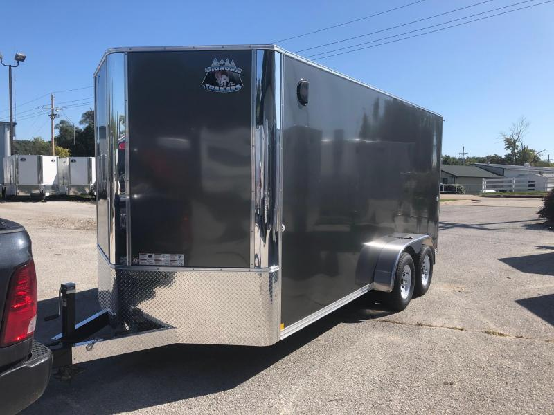 2020 R and M Manufacturing EC 7 16 TA 10K Enclosed Cargo Trailer
