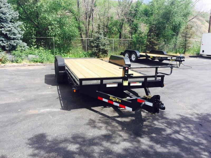 2020 Big Tex Trailers 14FT-20' Full Tilt Equipment Trailer