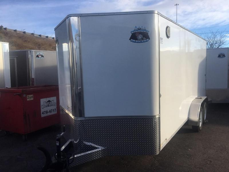 2020 R&M 7x16v-nose (TAS) Enclosed Cargo Trailer-Wheat Ridge