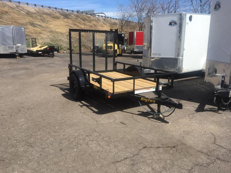 2020 Big Tex Trailers 30SA-10 ATV Trailer-WHEAT RIDGE