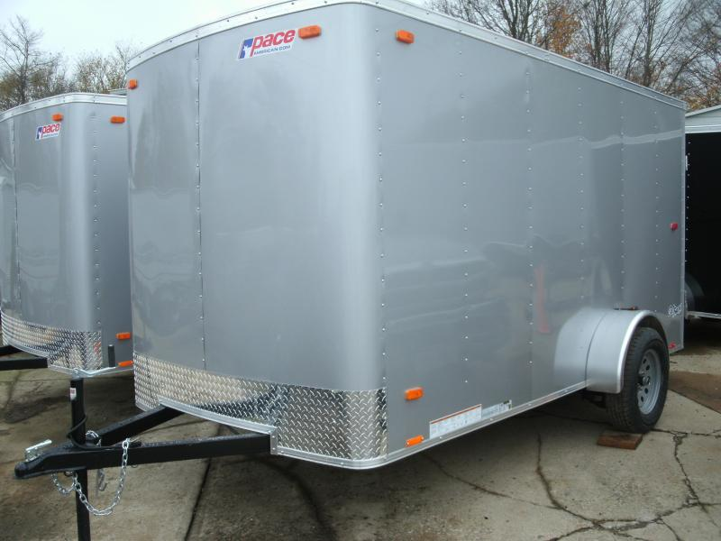 2020 Pace American Outback Cargo Cargo / Enclosed Trailer