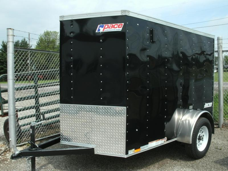 2020 Pace American Journey 5 Wide Single Cargo / Enclosed Trailer