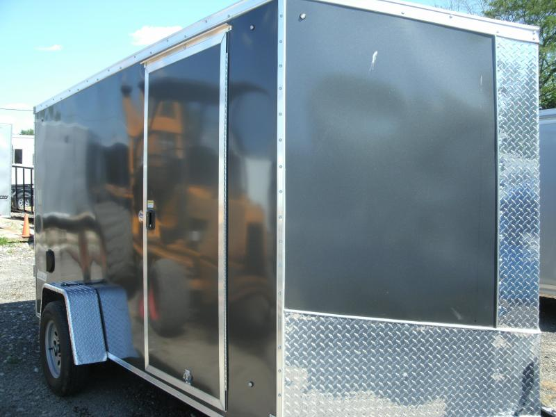 2020 Pace American JV6X10SI2SE Enclosed Cargo Trailer