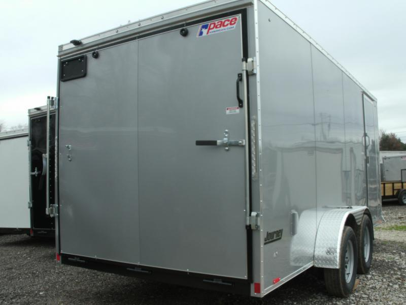 2020 Pace American JV7X16TE3SE Enclosed Cargo Trailer