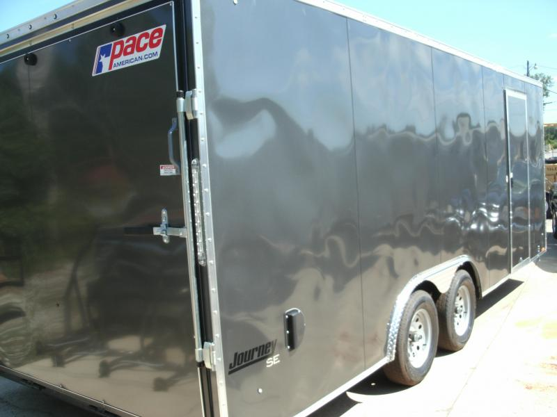2020 Pace American JV8.5X20TE3SE Enclosed Cargo Trailer