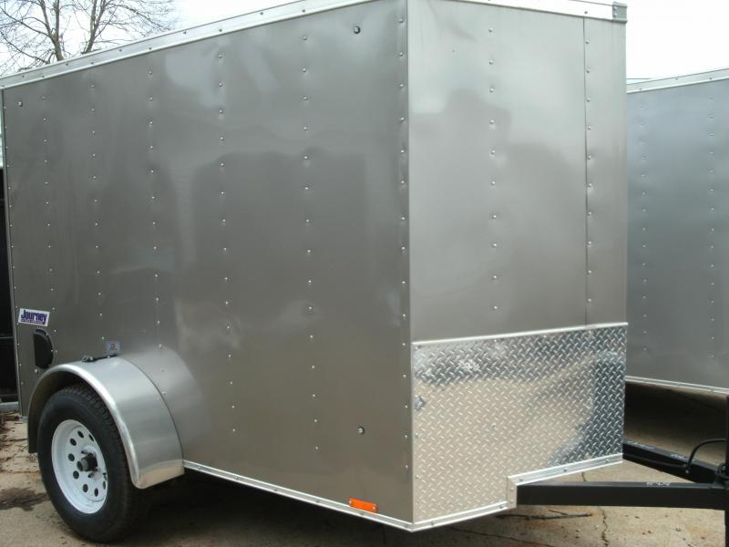 2020 Pace American JV5X8SI2 Enclosed Cargo Trailer