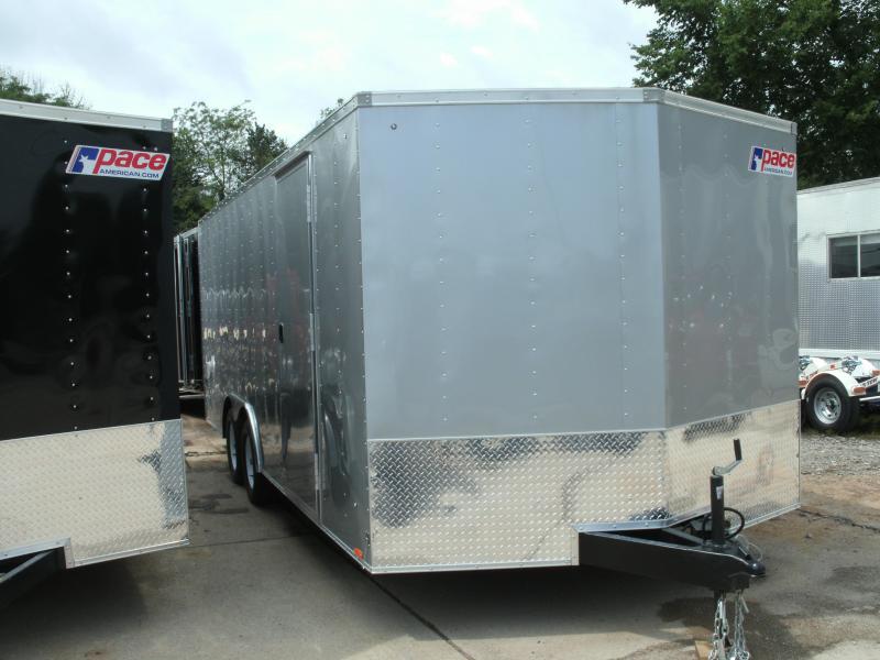 2020 Pace American JV8.5X20TE2 Enclosed Cargo Trailer