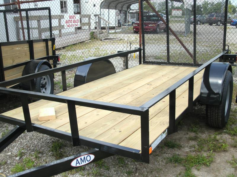 2020 American Manufacturing Operations (AMO) 5X10UT Utility Trailer