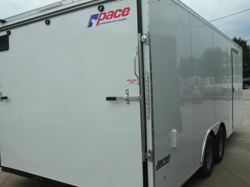 2020 Pace American Journey Se Cargo 7000 Gvw Cargo / Enclosed Trailer
