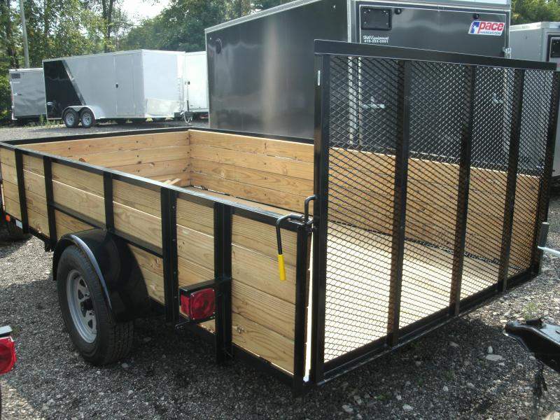 2020 American Manufacturing Operations (AMO) 6X10UT Utility Trailer