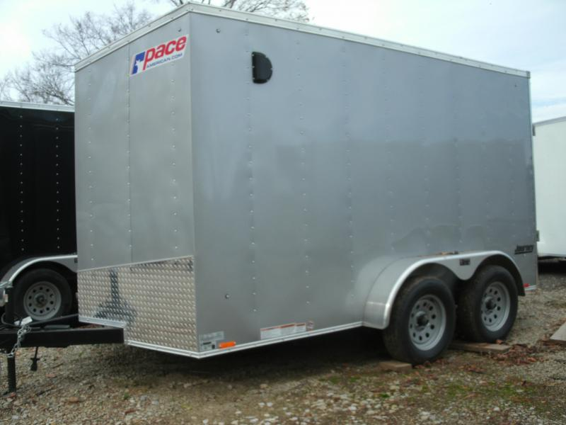 2020 Pace American PSCBA7.0X12TE2FF Enclosed Cargo Trailer