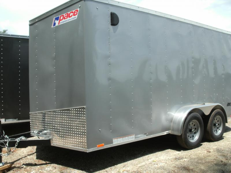 2020 Pace American JV7X14TE2 Enclosed Cargo Trailer