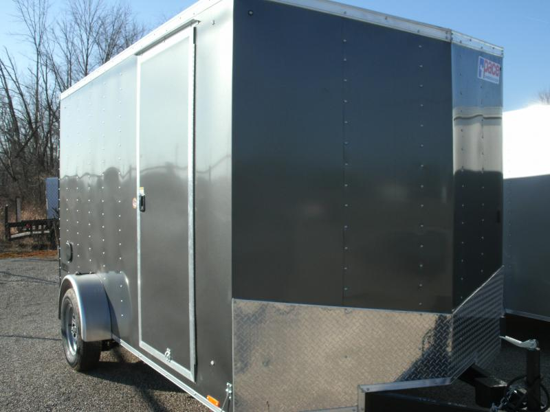 2020 Pace American PSCBA6.0X10SI2FF Enclosed Cargo Trailer