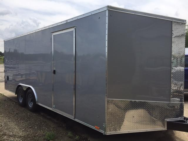 2020 Pace American JV8.5X24TE2SE Enclosed Cargo Trailer