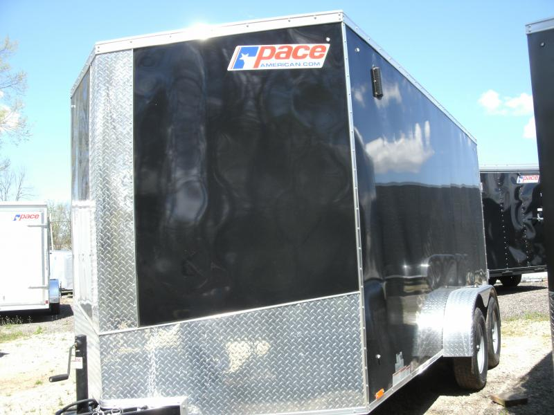 2020 Pace American PSCBC7.0X16TE2FF Enclosed Cargo Trailer