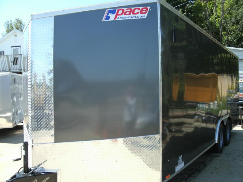 2020 Pace American JV8.5X20TE2SE Enclosed Cargo Trailer