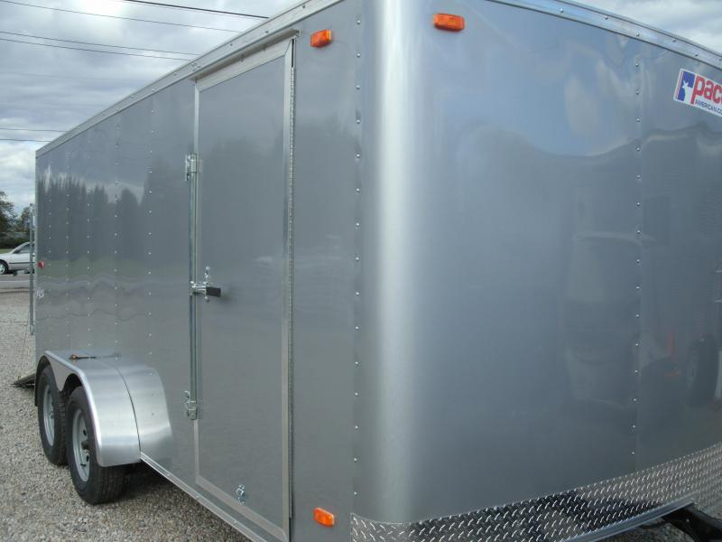 2020 Pace American OB7X16TE2 Enclosed Cargo Trailer