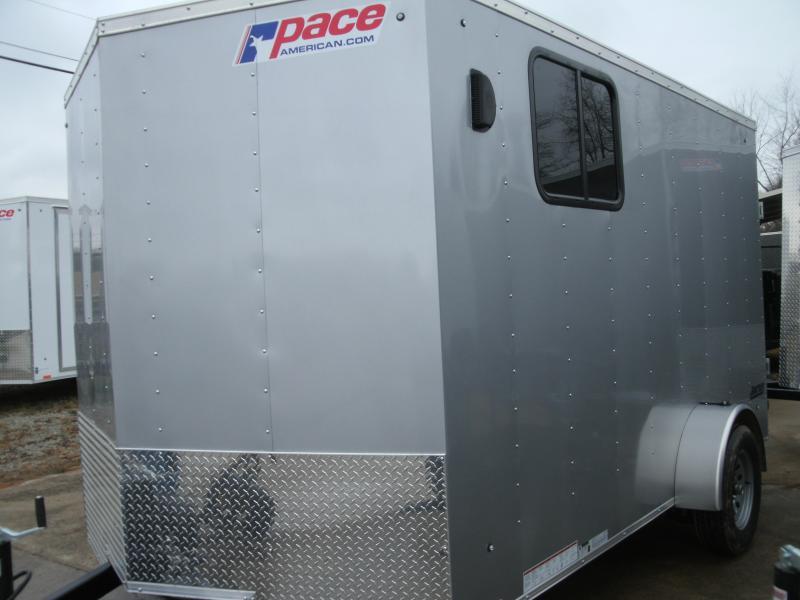 2020 Pace American JV7X12SE2 Enclosed Cargo Trailer