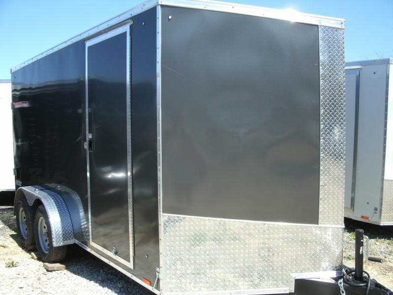 2020 Pace American PSCBC7.0X12TE2FF Enclosed Cargo Trailer