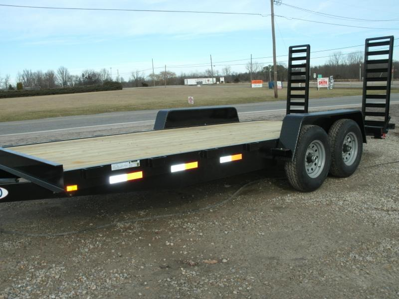 2020 American Manufacturing Operations (AMO) 18' - 12K Equipment Trailer