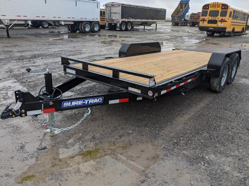 2020 Sure Trac 7x18 Tilt Bed Equipment Trl