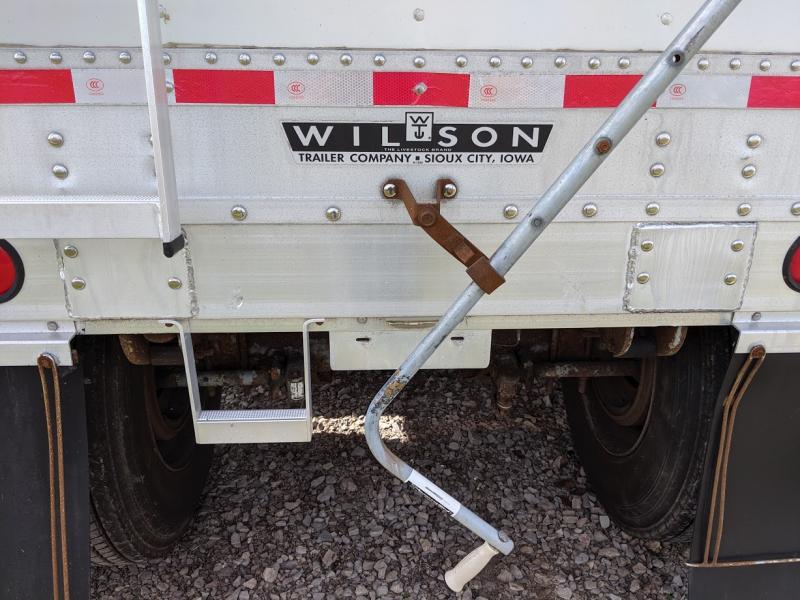 1998 Wilson 41' Grain Hopper