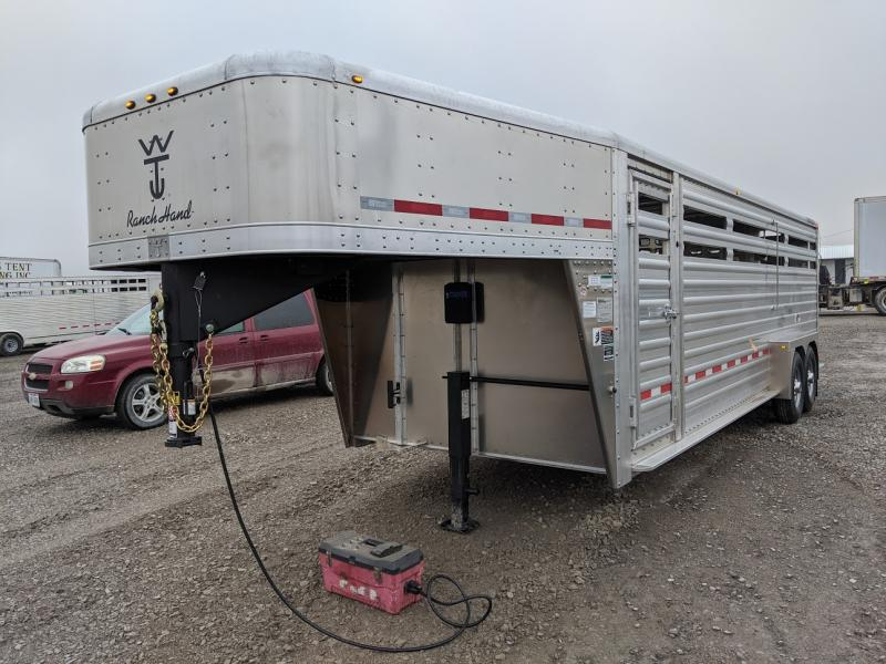 2021 Wilson 24' Ranch Hand Slat Side