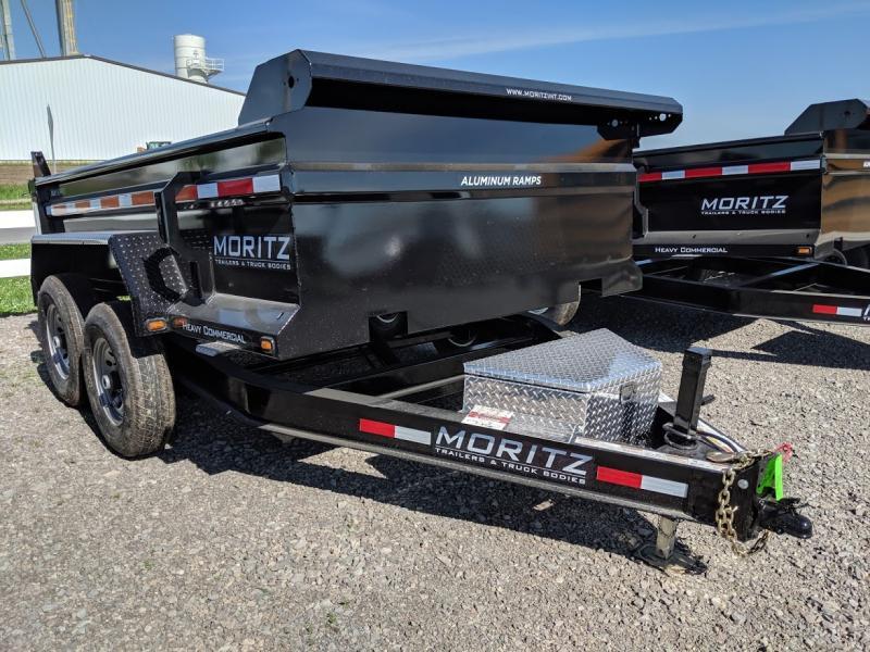 2019 Moritz 7x10 12k Dump Scissor