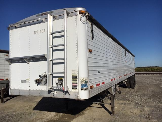 2007 Timpte 42' Grain Hopper